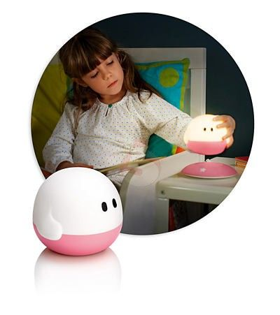 Bollie lampka nocna - mały przyjaciel dla najmłodszych :)