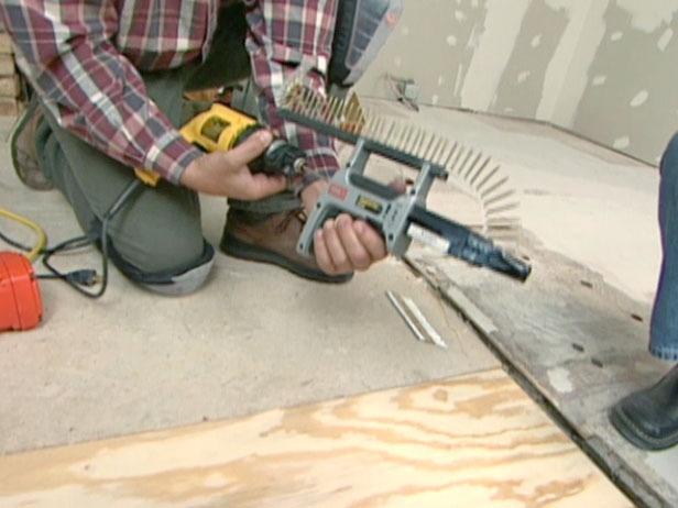 How To Repair A Water Damaged Subfloor Home Repairs