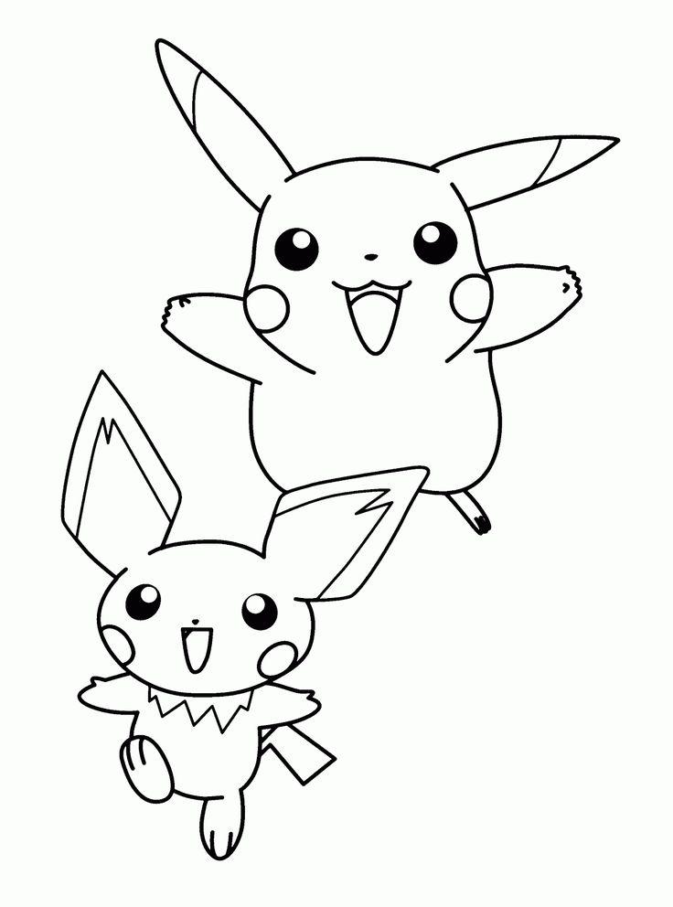 ausmalbilder kinder pokemon in 2020  pokemon malvorlagen