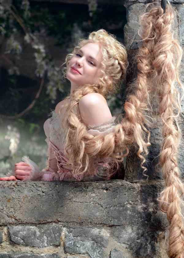 Into The Woods - Rapunzel