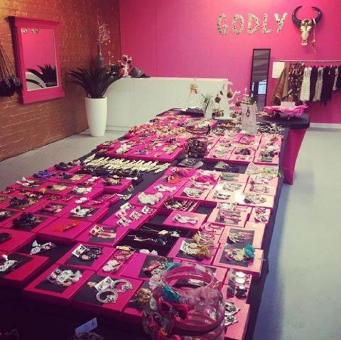 Godly Jewels sample sale -- Eindhoven -- 01/03