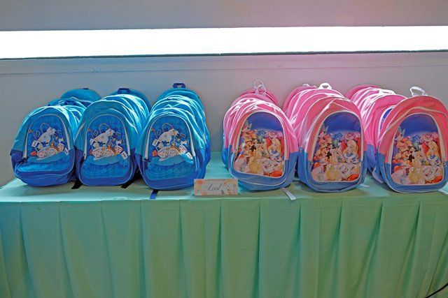 Addie's Alice in Wonderland Themed Party – Giveaways