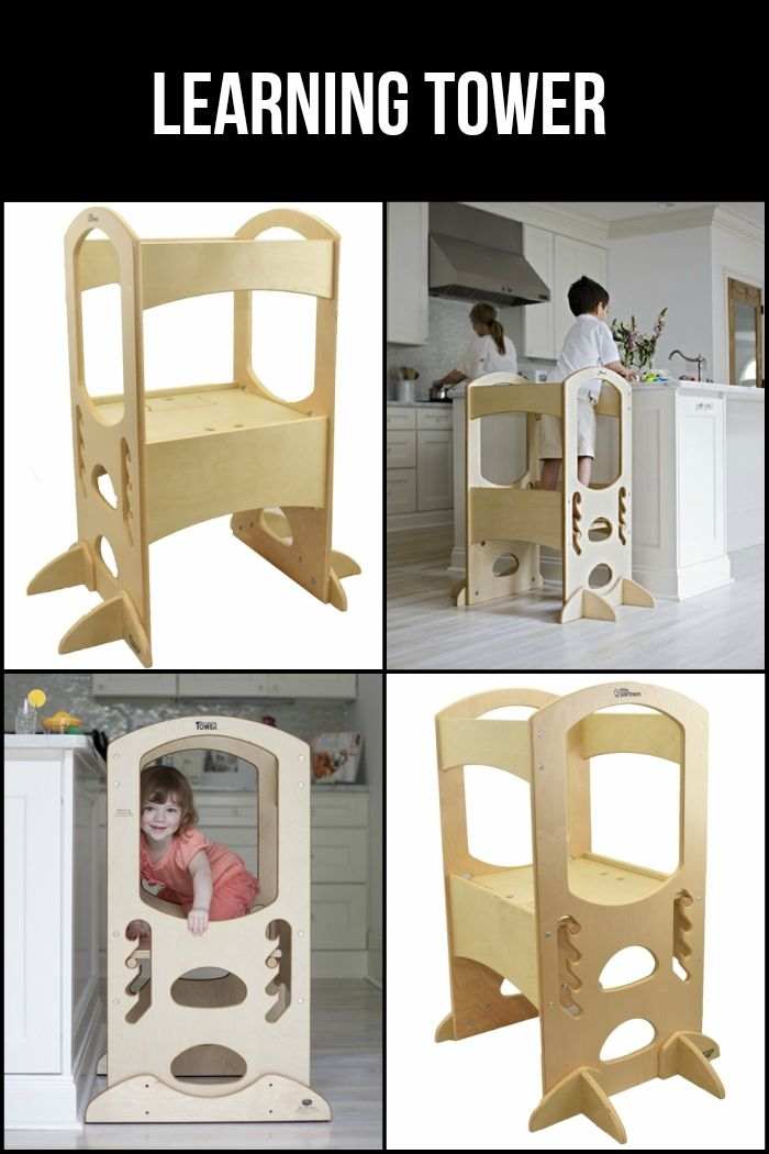 Pleasant Little Partners Learning Tower Kids Adjustable Height Cjindustries Chair Design For Home Cjindustriesco