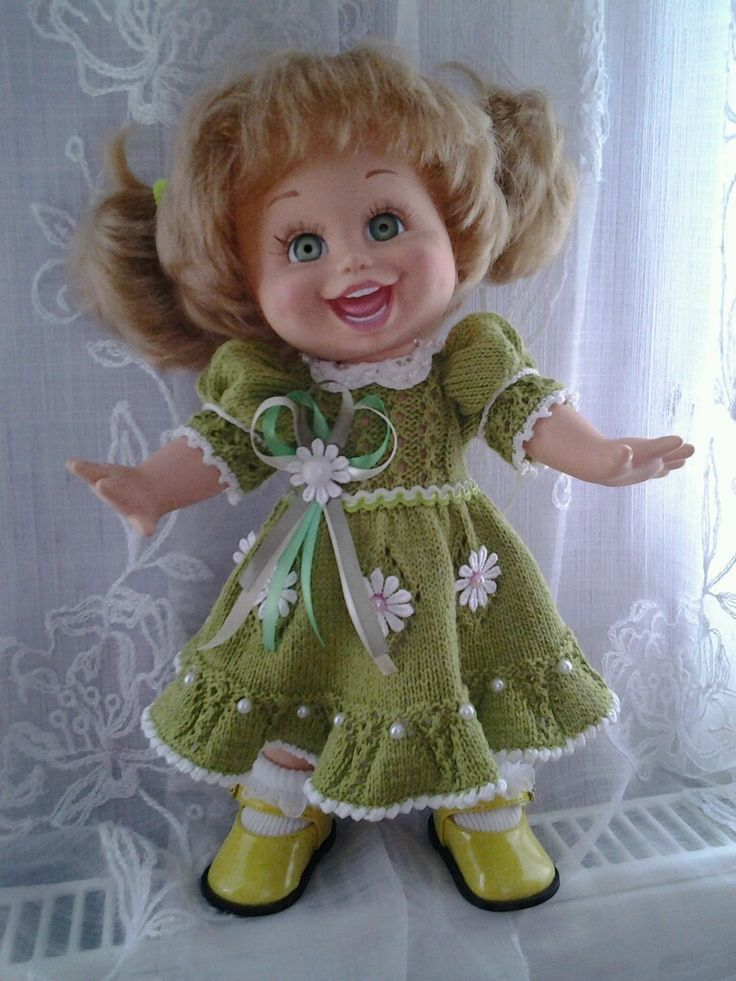 Одноклассники  Baby face doll