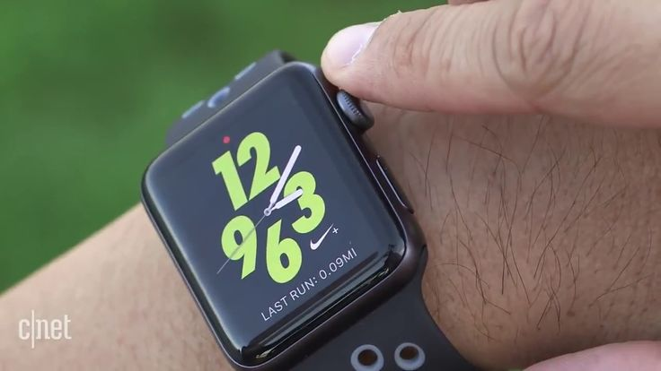 Apple Watch Nike + versus the Series 2  What's really different
