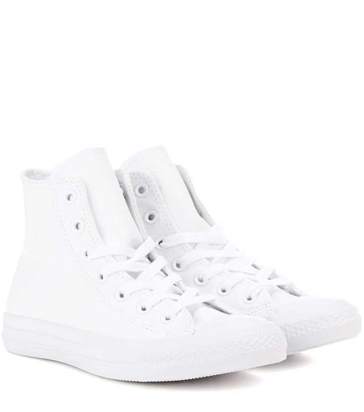 mytheresa.com -  Chuck Taylor All Star leather sneakers - Luxury Fashion for Women / Designer clothing, shoes, bags