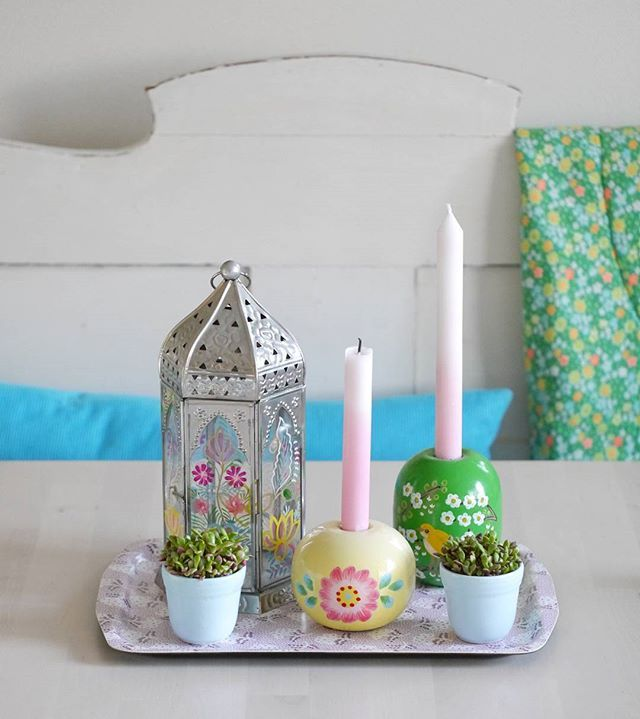 @mooivandraad #myhome #mykitchen #coloryourlife #ricedk #petitpan #thrifting #succulents #boldpastels #happyhome #interiordecorating