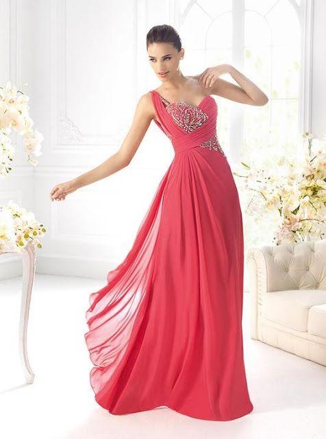 Prom Dress Evolution