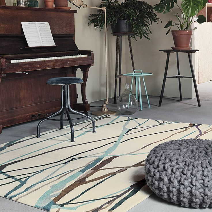 Xian Drip Rugs By Brink And Campman Feature A High Quality 100 Anese Acrylic Pile