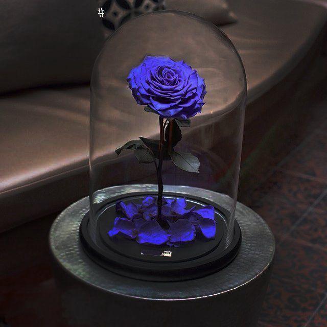 Оформить букет, цветок в капсуле купить в москве