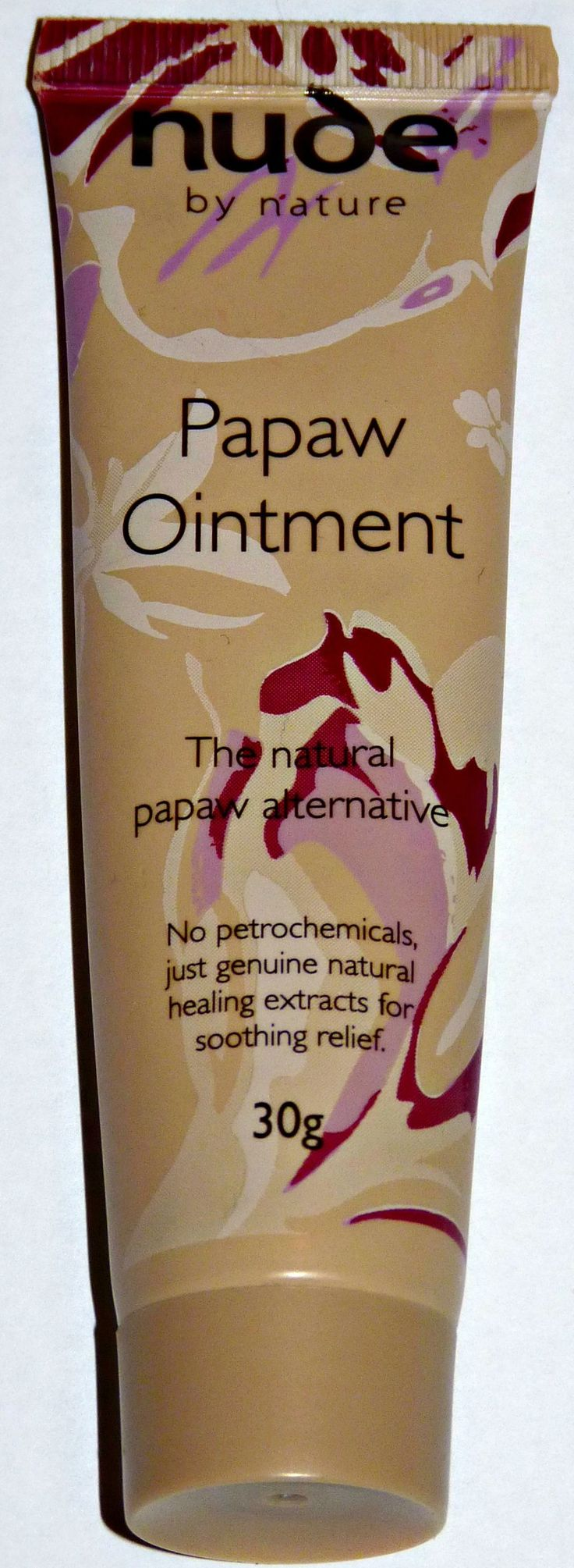 Nude by Nature Papaw Ointment review