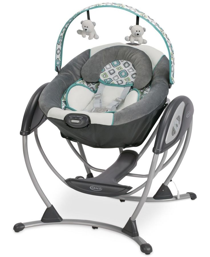 Graco Baby Swinging Glider Lxp Affini Chair