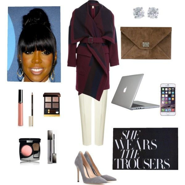 Work Outfits by ruiters-deidre on Polyvore featuring polyvore fashion style Burberry Vika Gazinskaya Gianvito Rossi Jimmy Choo Speck Tiffany & Co. Ted Baker Tom Ford Chanel Yves Saint Laurent Armani Beauty