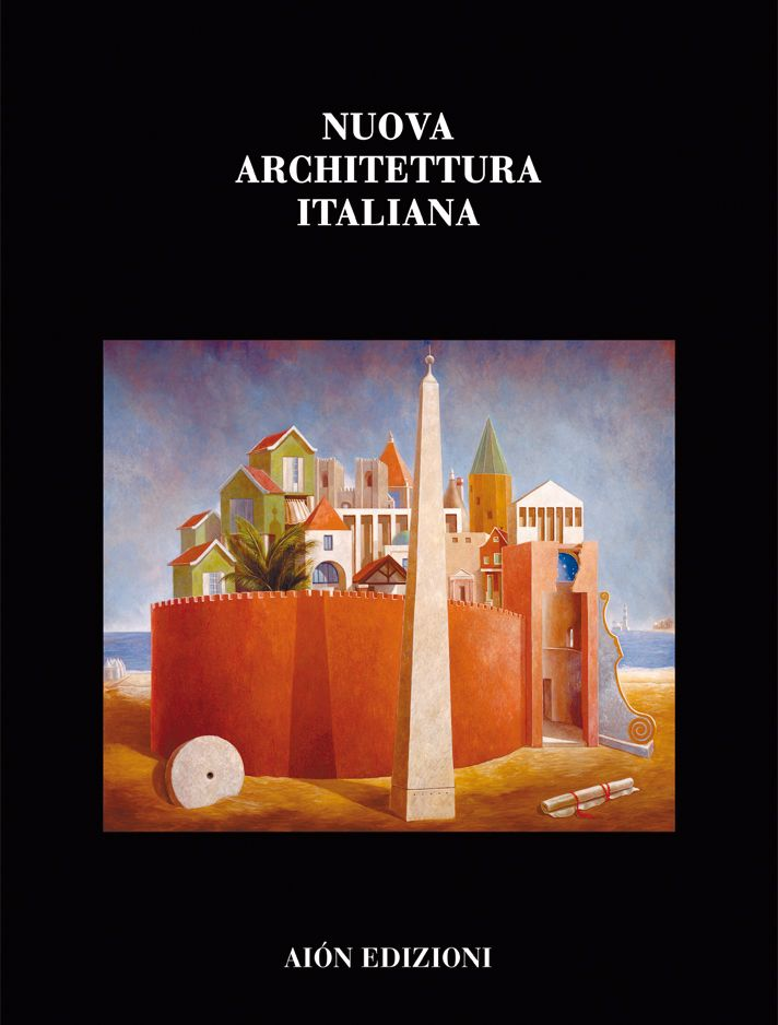 NUOVA ARCHITETTURA ITALIANA Edited by Massimo Fagioli Essays by Aimaro Isola and Daniele Vitale Projects of  contemporary young italian architects, among these: Arrigoni Architetti, Boniello-Caja-Landsberger-Malcovati, Bruna & Mellano, Ferrari, Neri, Moccia, Cortesi, Delledonne, Durbiano & Reinerio, Bricolo, Magni & Guicciardini, Lecis, Lorenzi-Maritano-Carlini-Palmieri, Martinelli, Piva. size 24,5x32,5, pages: 160 ISBN 88-88149-32-5