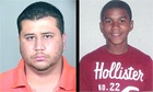 Trayvon Martin aftermath video casts doubt on George Zimmerman's account  Police video recorded after shooting shows George Zimmerman without wounds he claimed Trayvon Martin inflicted