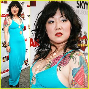 Margaret Cho is Tattoo Titillating