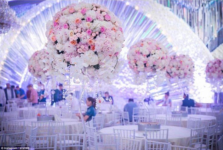 2 ,million dollar wedding