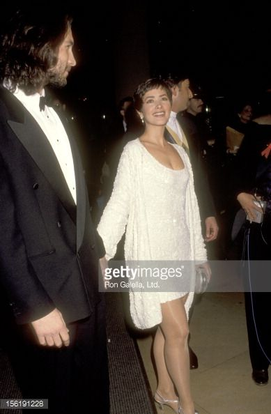 News Photo : Actor John Corbett and Actress Janine Turner...