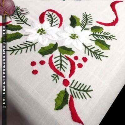 Dibujos navide os para bordar en galeria bordado - Dibujos navidenos para bordar ...