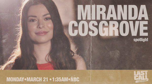 Miranda Cosgrove (@MirandaCosgrove)   Twitter