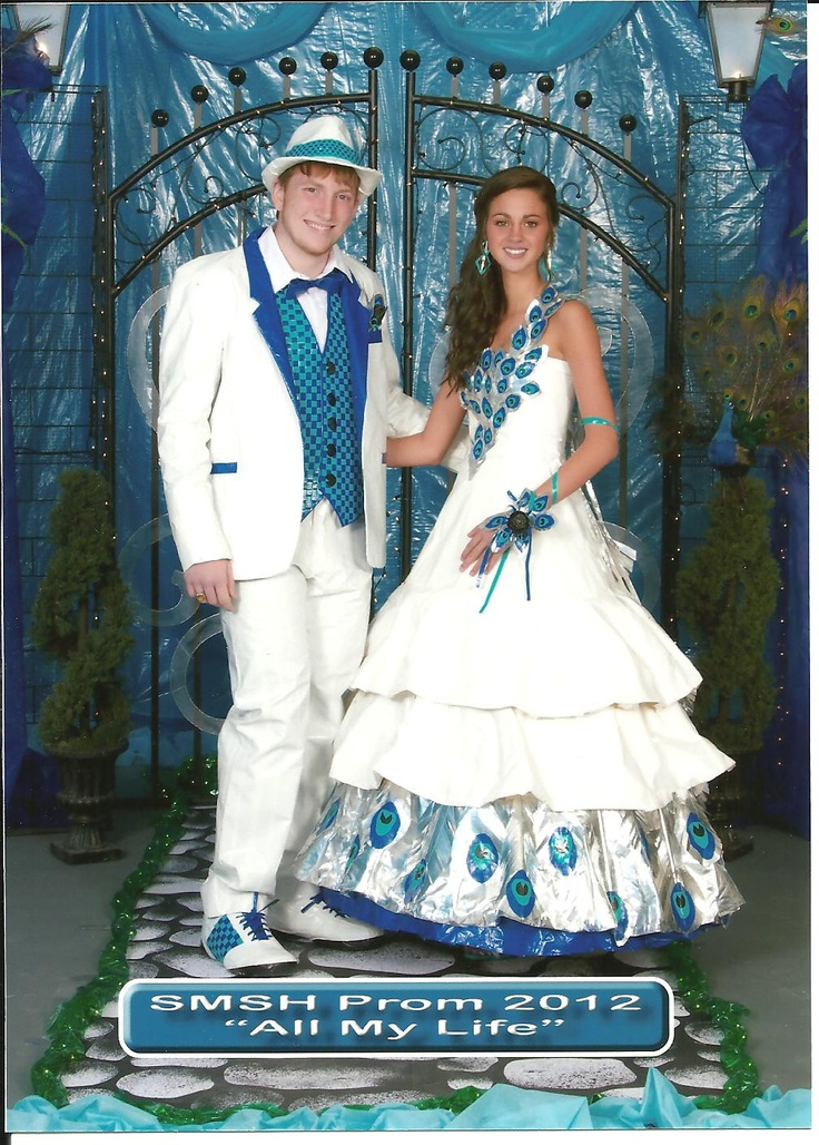 253 best Duct Tape Prom images on Pinterest | Duck tape dress, Duct ...