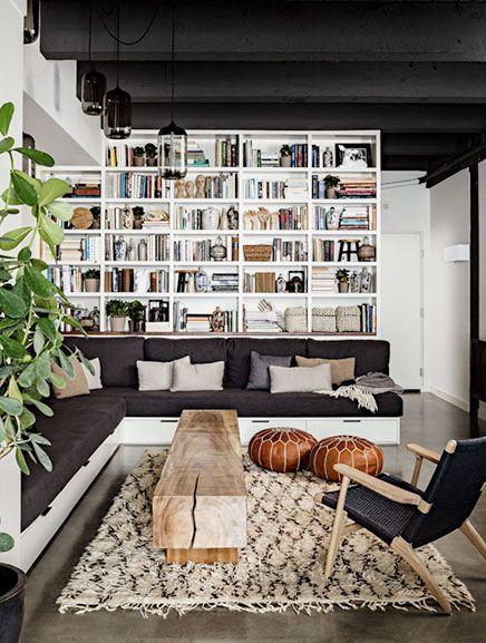 Woonkamer | Inrichting-huis.com