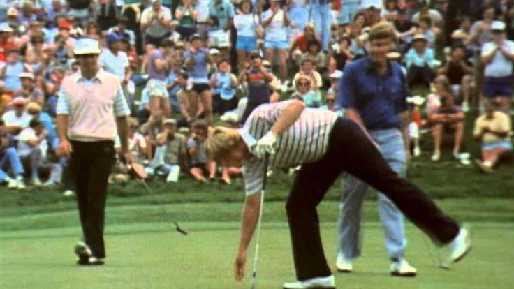 1984: Jack Nicklaus wins The Memorial Tournament in a playoff over Andy Bean