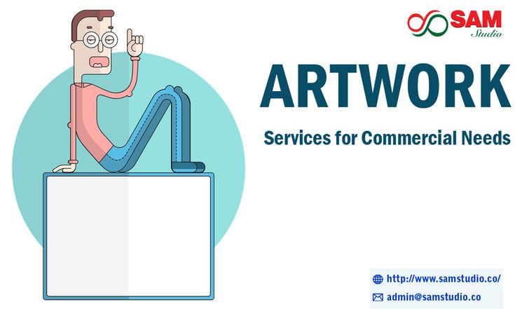 graphic services for amateur artists