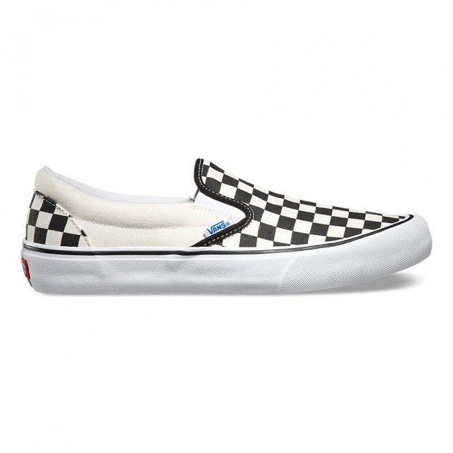 Vans Slip On Checkerboard Pro