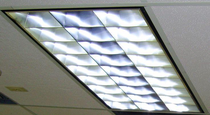 Drop Ceiling Light Diffuser Panels