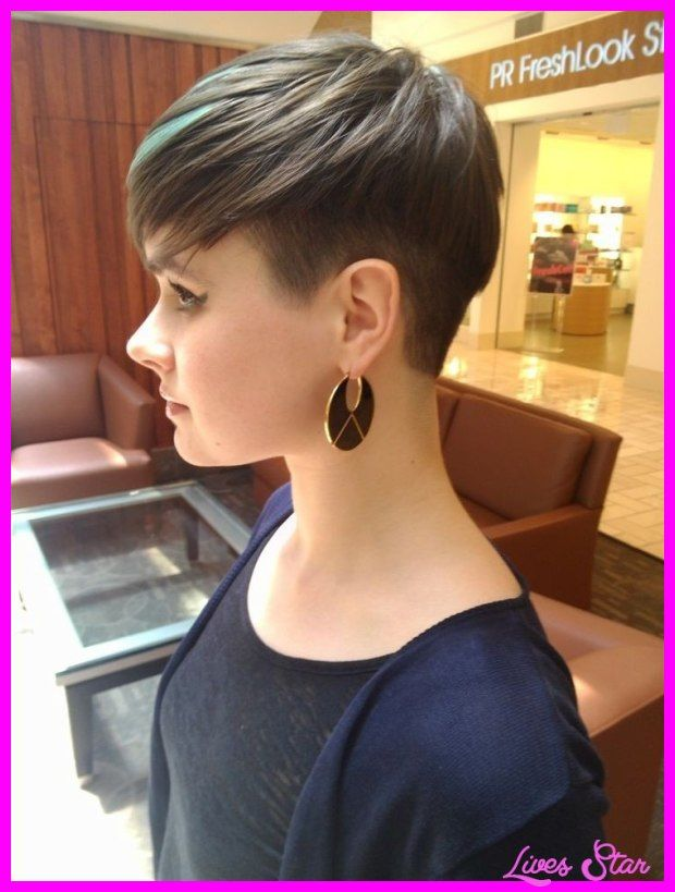 Hairstyle Short Sides Long Top For Men Boys Haircut Shaved