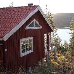 Swedish Lake Cabin