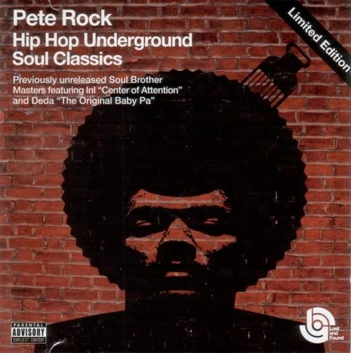 Pete Rock - Lost & Found Hip Hop Underground Soul Classics (2003)