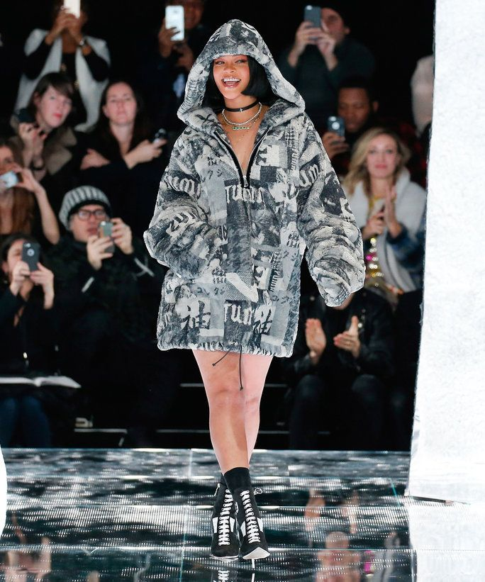 Rihanna's Fenty Puma Collection: An Editor's Review | InStyle.com