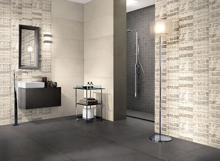 Coal 90x90 RTT - Mosaico 30x30 - Off-White 45x90 RTT - Ribbon 45x90 RTT