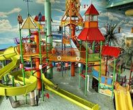 Bday party booked at Key Lime Cove waterpark!