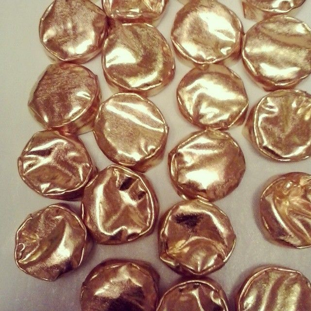Golden puffs. Work in progress. #staff #crazy #gold #puffs #lama