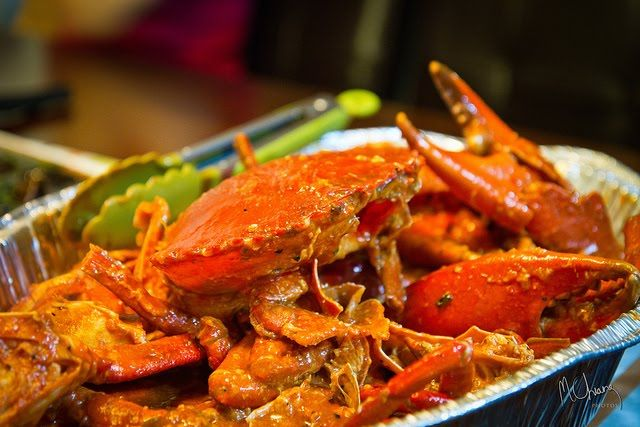 How to make Singapore Chilli Crab (Original) ~ Singapore Food | Recipes