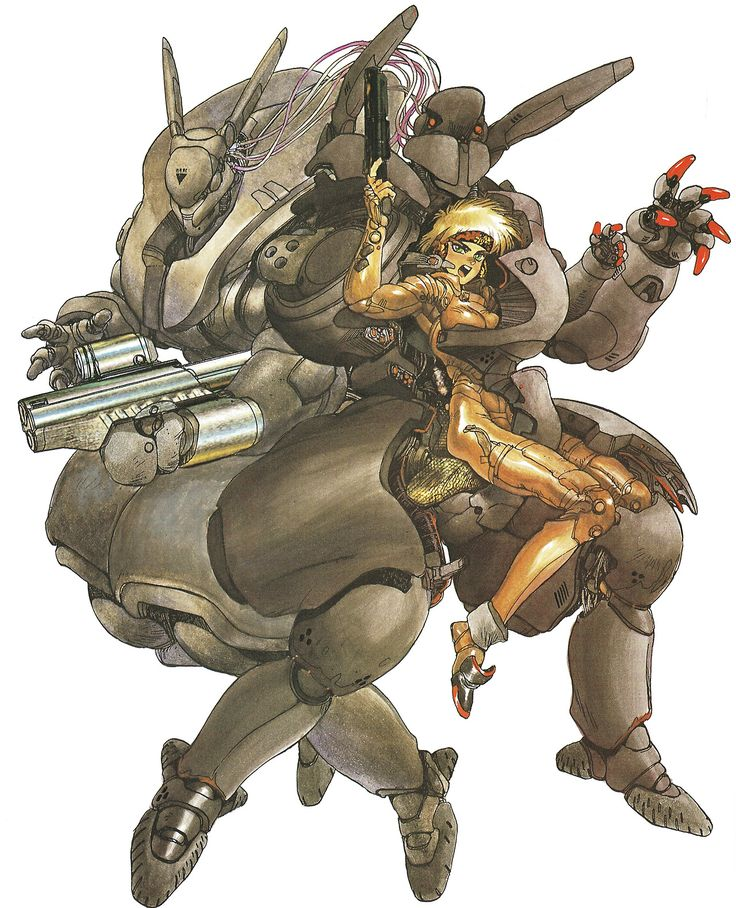 Art by 士郎 正宗 Masamune Shirow*  • Blog/Info   (https://en.wikipedia.org/wiki/Masamune_Shirow) ★    CHARACTER DESIGN REFERENCES™ (https://www.facebook.com/CharacterDesignReferences & https://www.pinterest.com/characterdesigh) • Love Character Design? Join the #CDChallenge (link→ https://www.facebook.com/groups/CharacterDesignChallenge) Share your unique vision of a theme, promote your art in a community of over 50.000 artists!    ★