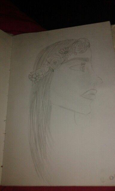 Dibujo en lapiz