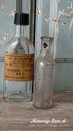 oud apothekersflesje