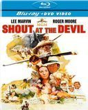 Shout at the Devil [2 Discs] [Blu-ray/DVD] [1976]