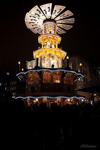 Weihnachtsmarkt Karlsruhe