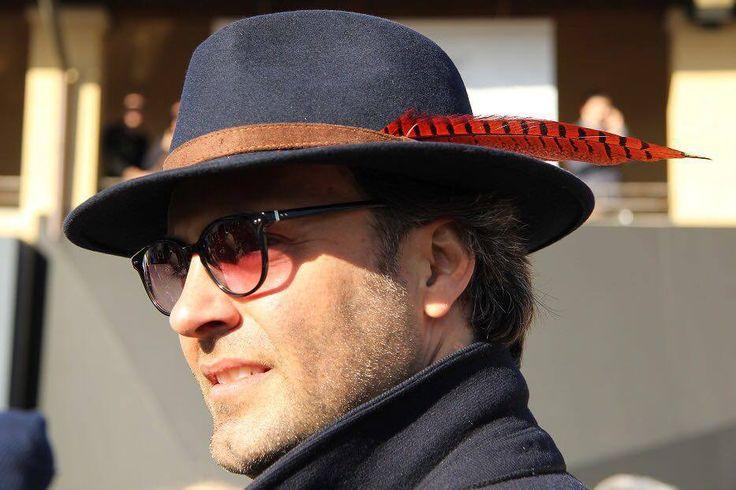 Victor Amaro (Pitti Uomo 2016)