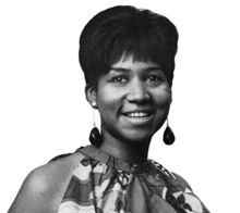 """Aretha Louise Franklin (born 03/1942) is an American singer–songwriter and musician. Franklin began her career singing gospel at her father, minister C. L. Franklin's church as a child. In 1960, at the age of 18, Franklin embarked on a secular career, recording for Columbia Records but only achieving modest success. Following her signing to Atlantic Records in 1967, Franklin achieved commercial acclaim and success with songs such as """"Respect"""", """"(You Make Me Feel Like) A Natural Woman"""" and"""
