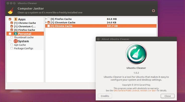 Ubuntu Cleaner, una herramienta para limpiar nuestro Ubuntu - https://ubunlog.com/ubuntu-cleaner-una-herramienta-para-limpiar-nuestro-ubuntu/