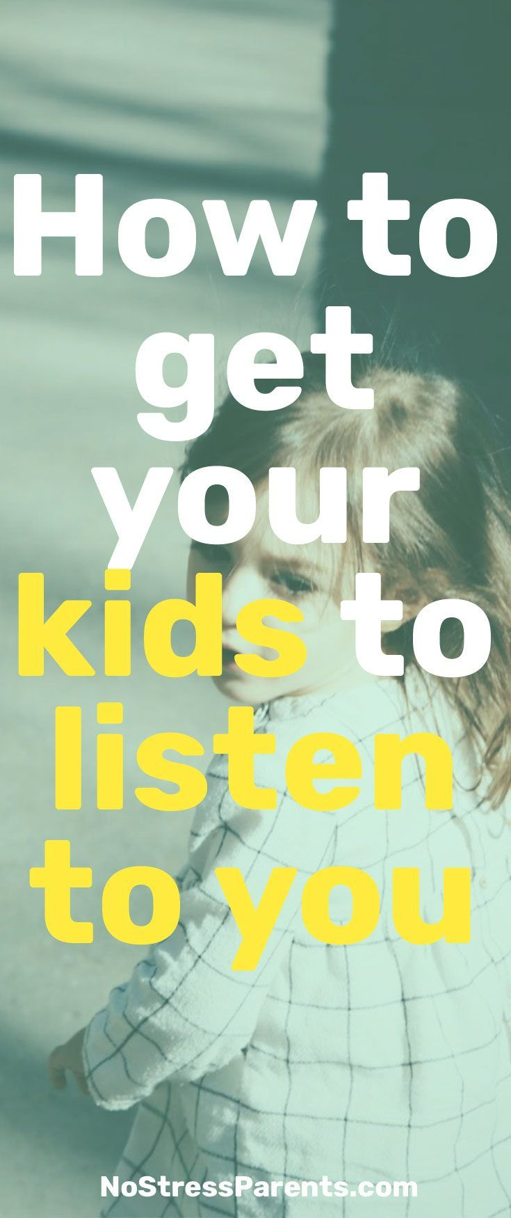 How to get your kids to listen to you is one of the biggest challenges as parents and, in this 6-steps guide we want to help you reach out to your kids.