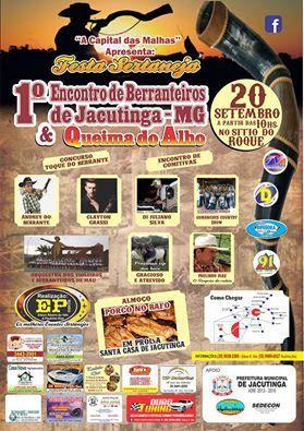 Festas de Carros de Boi: Encontro de Berranteiros de Jacutinga - MG e Queim...