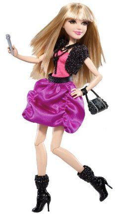 Disney V.I.P. Hannah Montana Fashion Doll by Mattel. $49.99. Includes 1 doll, accessories, V.I.P. access card and doll stand for doll. Featuring the secret superstar Hannah Montana from Hannah Montana. Comes with a Disney V.I.P. card that girls can use to access exclusive online content. Celebrating your favorite characters from the Disney Channel's most popular television shows. Dressed in a detailed, trendy fashion that reflects the unique personality and st...