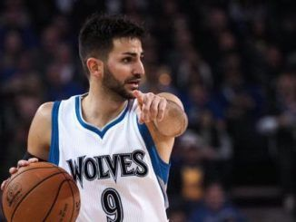 Point guard, Ricky Rubio has been traded to the Utah Jazz. NBA players. NBA news